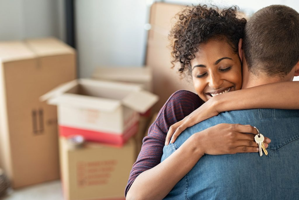 The costs of buying a house and moving home