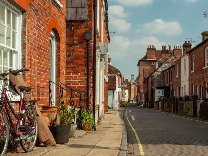 House hunting tips: Winchester Street View